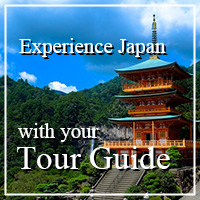 Experience Japan with you tour guide!